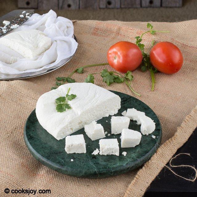 Making Paneer | Cooks Joy