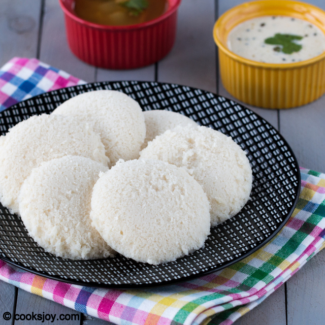 South Indian Idli | Cooks Joy