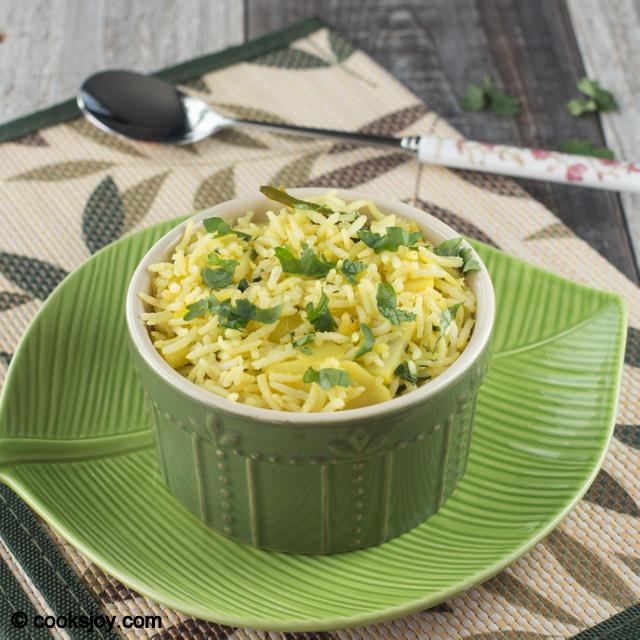 Potato Rice | Cooks Joy