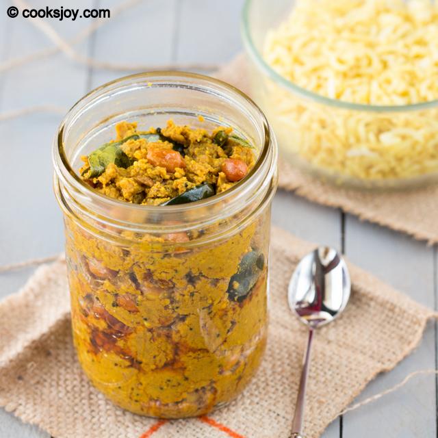 Pulikachal (Puliyodharai) | Cooks Joy