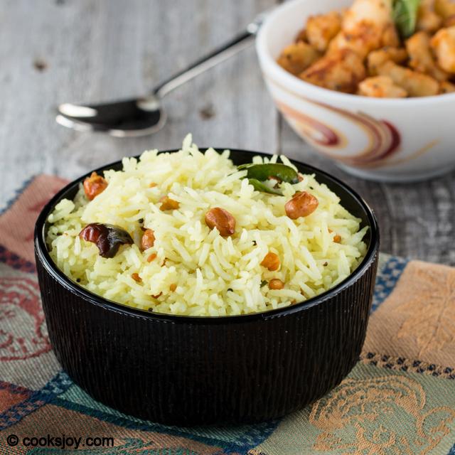Lemon Rice | Cooks Joy