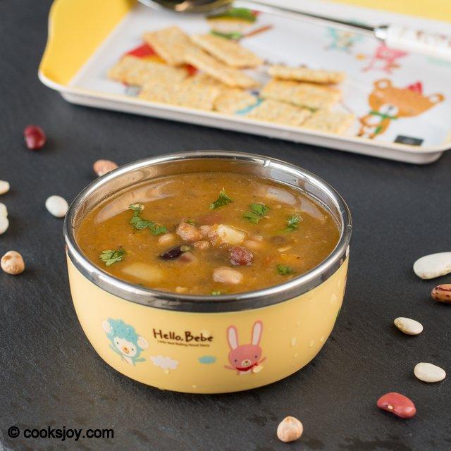 Vegan 15 Bean Soup | Cooks Joy