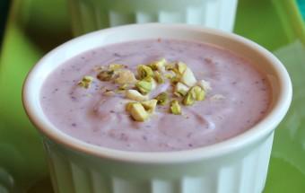 Blueberry Shrikand | Cooks Joy