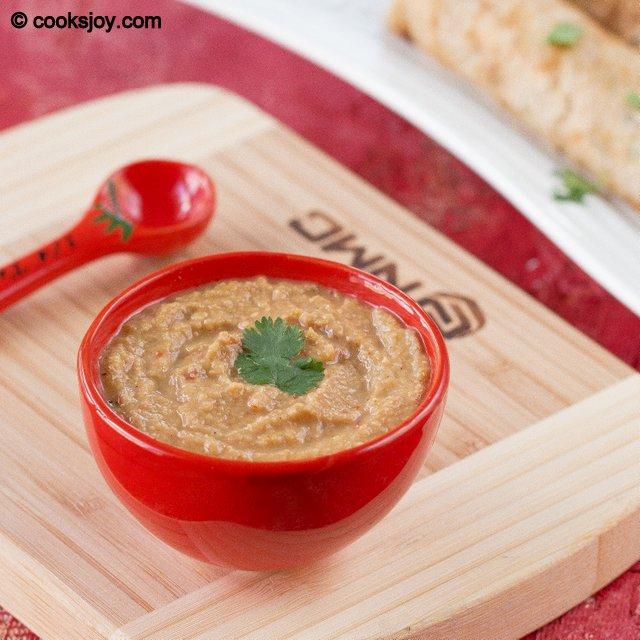 Ginger Chutney (Inji Thogayal) | Cooks Joy