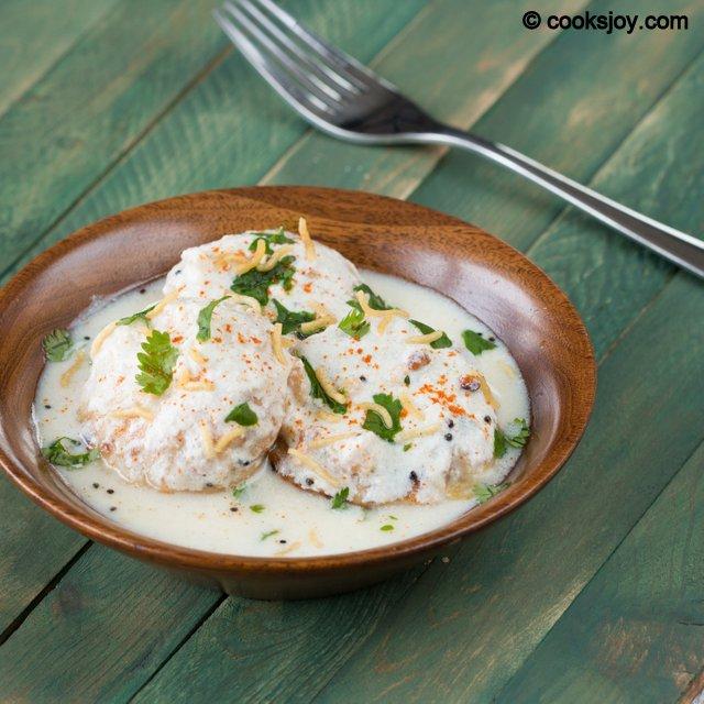 Thayir Vadai | Cooks Joy