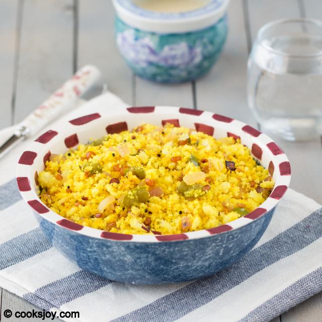 Idli Upma | Cooks Joy