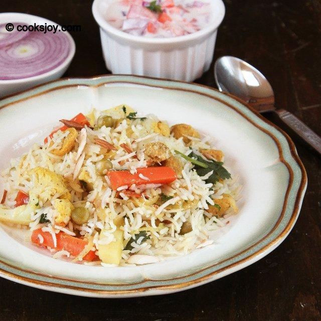 Festive Biriyani | Cooks Joy