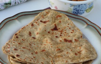 Avocado Chapati Featured