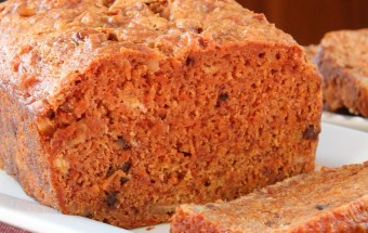 Banana Carrot Loaf Featured