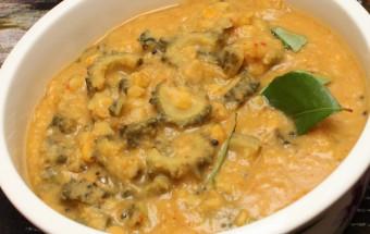 Bitter Gourd Pitlai Featured