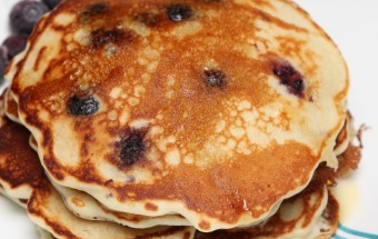 Blueberry Pancakes Featured