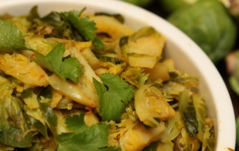 Brussel Sprouts Curry Featured