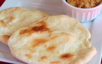 Butter Naan Featured