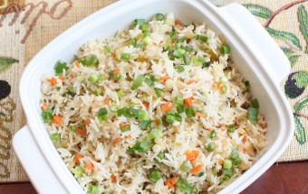 Chinese Fried Rice Featured