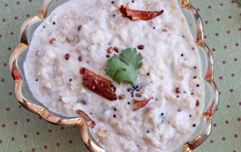 Eggplant Raita Featured