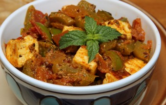 Kadai Paneer Featured