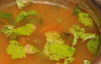 Lemon Rasam Featured