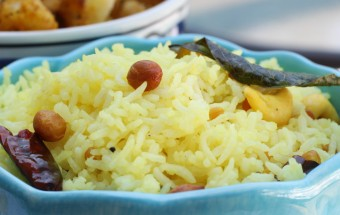 Lemon Rice Featured