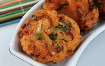Masala Vadai Featured