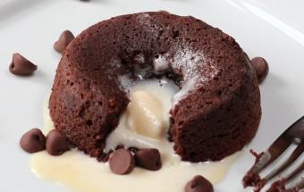 Molten Lava Cake Featured