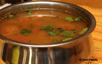 Mysore Rasam Featured