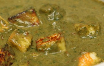 Palak Paneer Featured