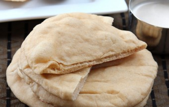 Pita Bread Featured