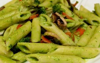 Spinach Pesto Featured