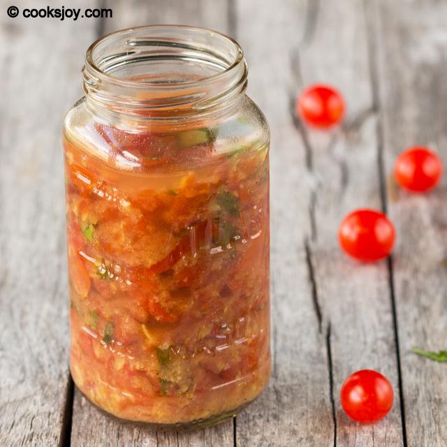 Tomato Rasam | Cooks Joy