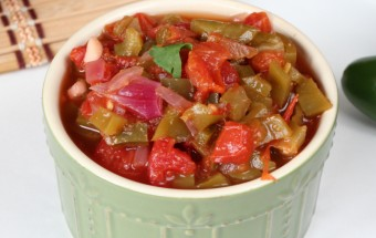 Tomato Salsa Featured