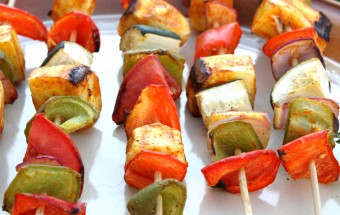 Vegetable Kebabs Featured