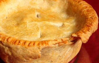 Veggie Pot Pie Featured