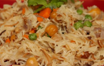 Vermicilli Upma Featured