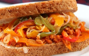 Soya Granules Sandwich Featured