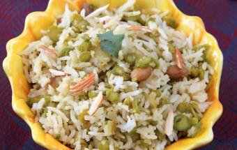 Asparagus Rice Featured