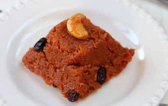 Carrot Halwa Featured