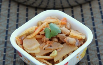 Daikon Fry Featured