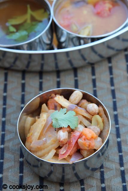 Daikon (Radish) Fry | Cooks Joy