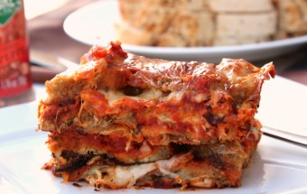 Eggplant Parmesan Featured