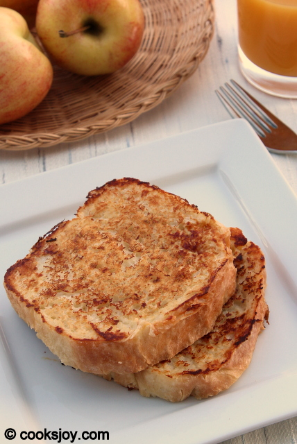 French Toast | Cooks Joy