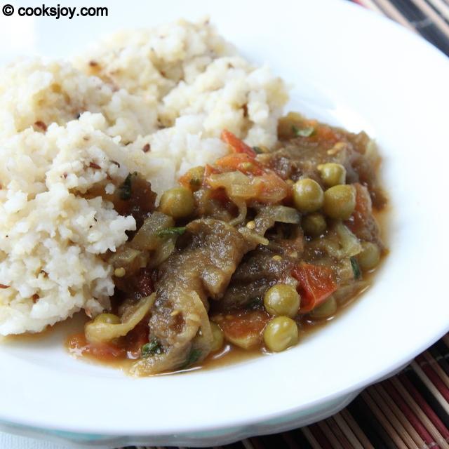 Baingan Bharta | Cooks Joy