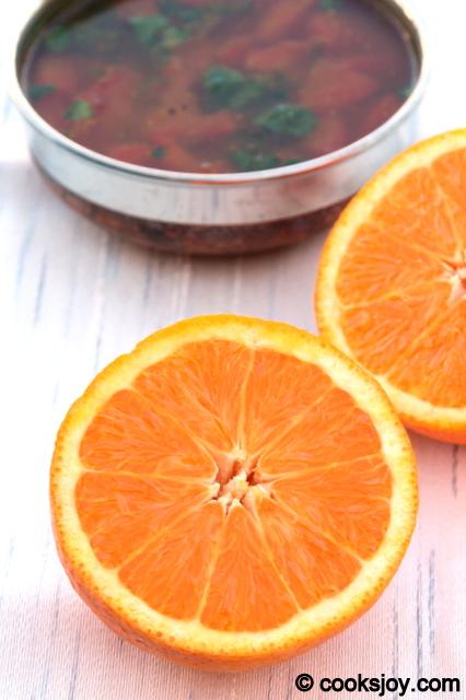 Orange Rasam | Cooks Joy