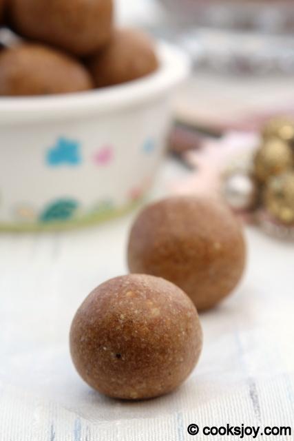 Sesame Ladoo | Cooks Joy