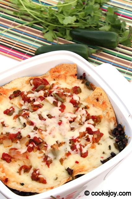 Tortilla Casserole   Cooks Joy