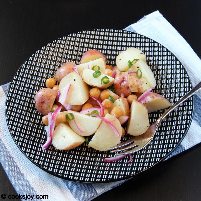 Potato Salad | Cooks Joy