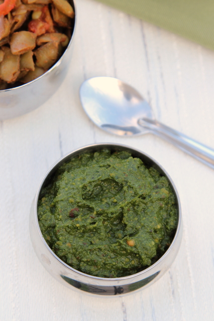 Kothamalli(Coriander) Thogayal | Cooks Joy
