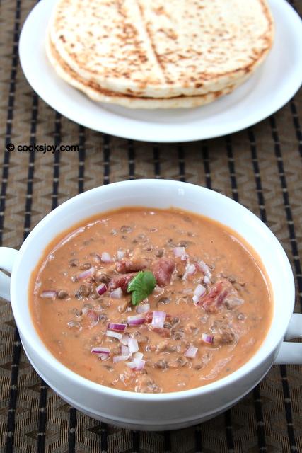 Dal Makhani | Cooks Joy
