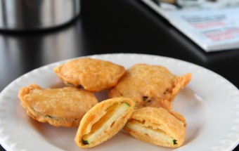 Zucchini Bajji (Fritters) | Cooks Joy