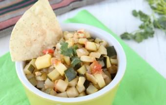 Zucchini Salsa | Cooks Joy