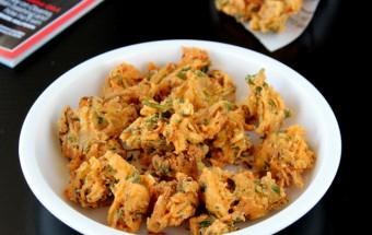 Cabbage Fritters (pakoda) | Cooks Joy
